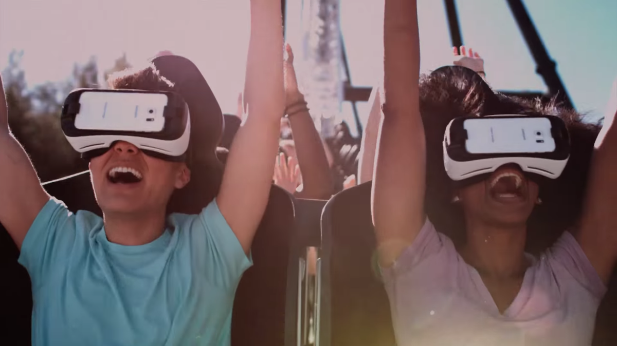 Six Flags Magic Mountain Announces North America's First Virtual Reality Coaster