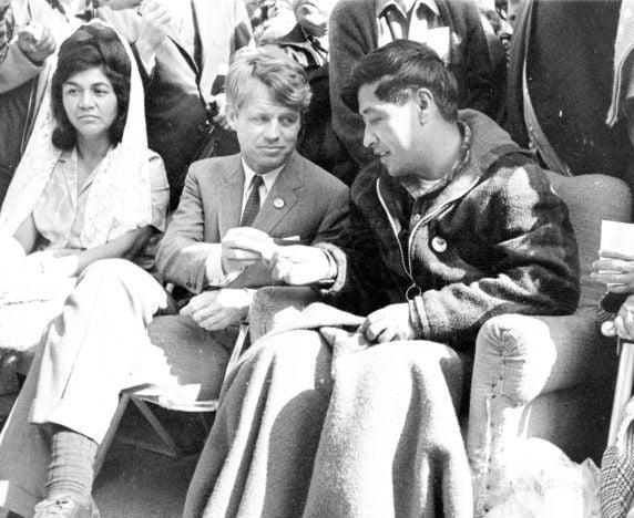 RFK and Chavez