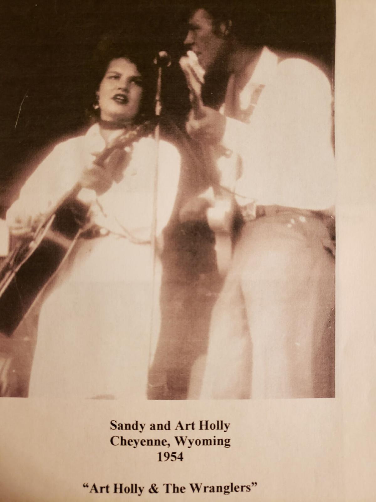 Sandy Holly 2
