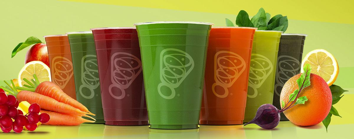 RJB juice blends