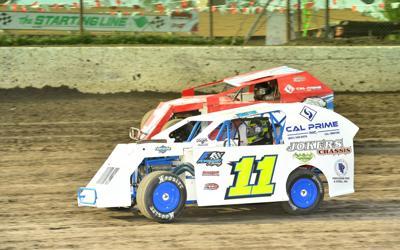 Bakersfield Speedway Forster