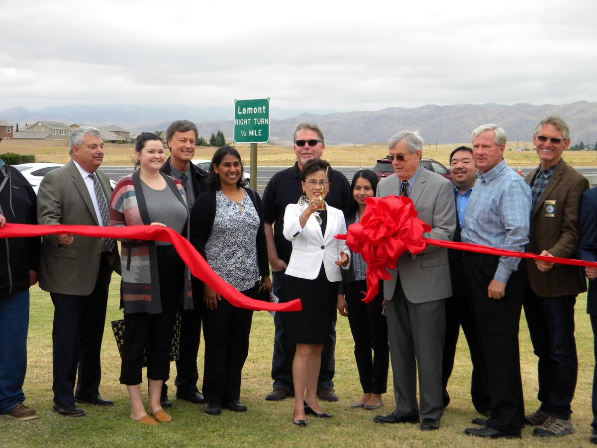 178 Widening Ceremony