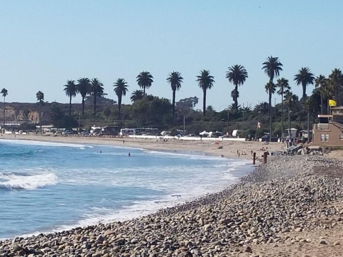 CA beaches tyl