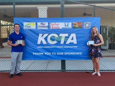 KCTA sponsorship award winners