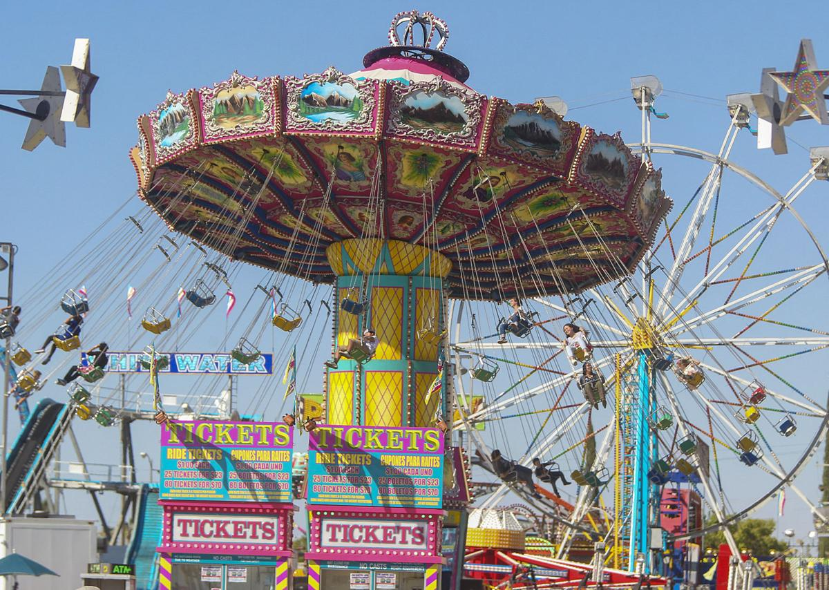 Kern County Fair streamlining carnival with fast passes, smart cards