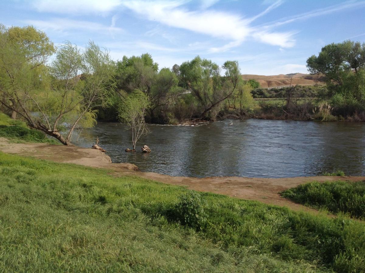 Kern River tyl