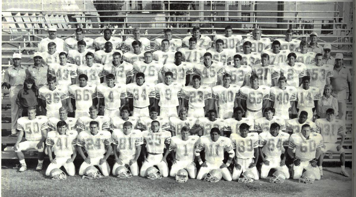 1990 BHS football