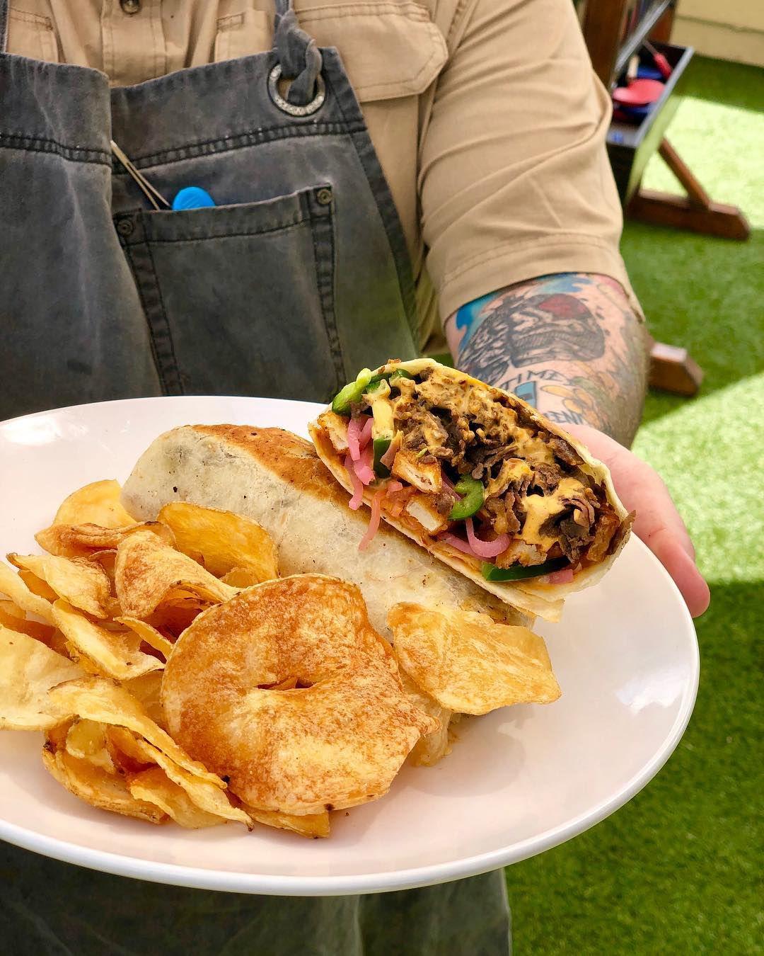 Sonder burrito