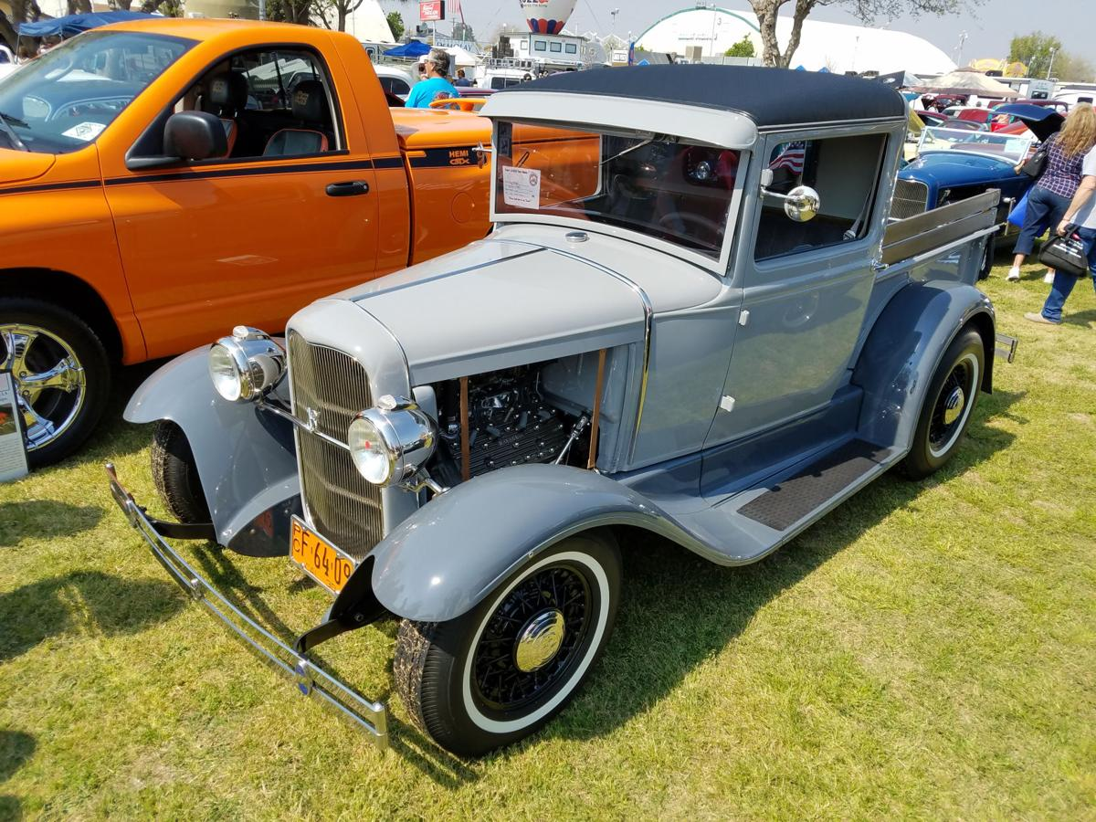 Cruise On By This Car Show And Help Disabled Children - Cruise car show