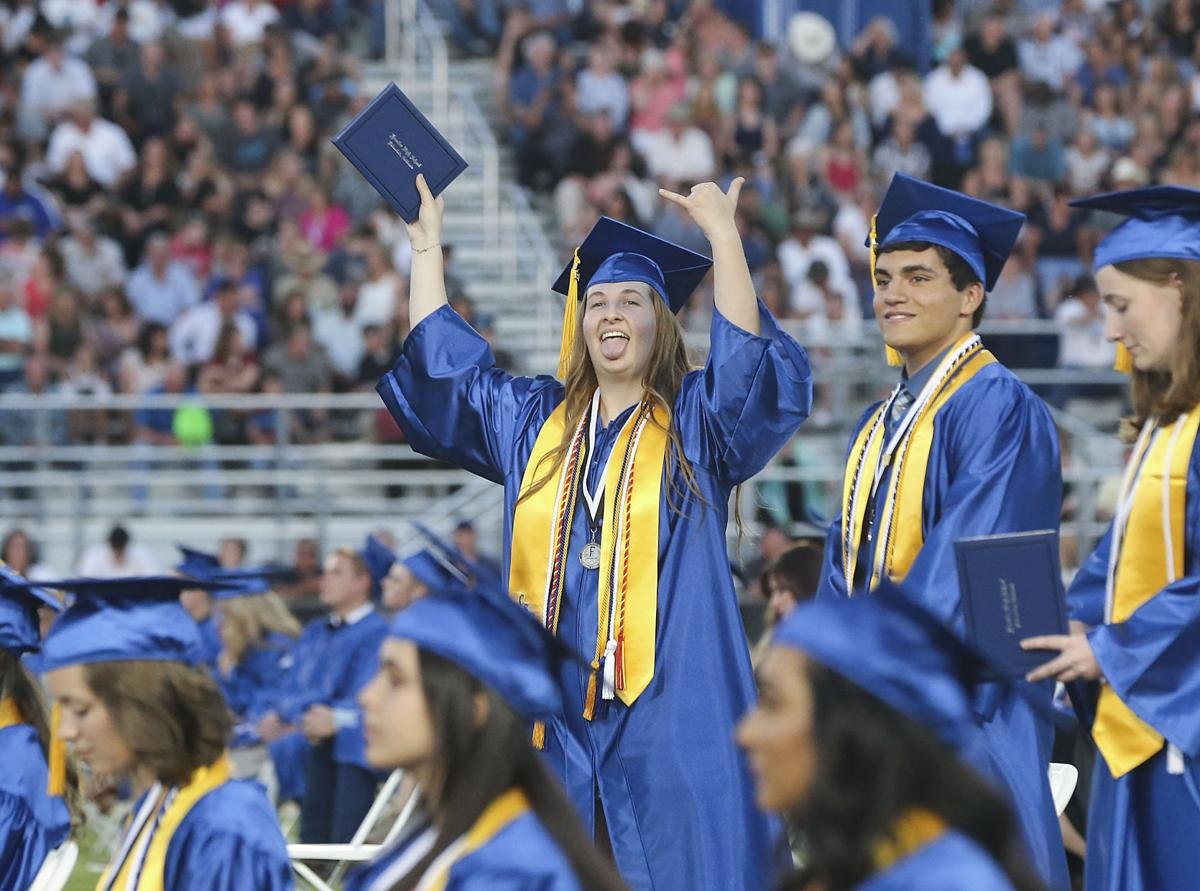 Photo Gallery Frontier High School Class Of 2017 Graduate Thursday