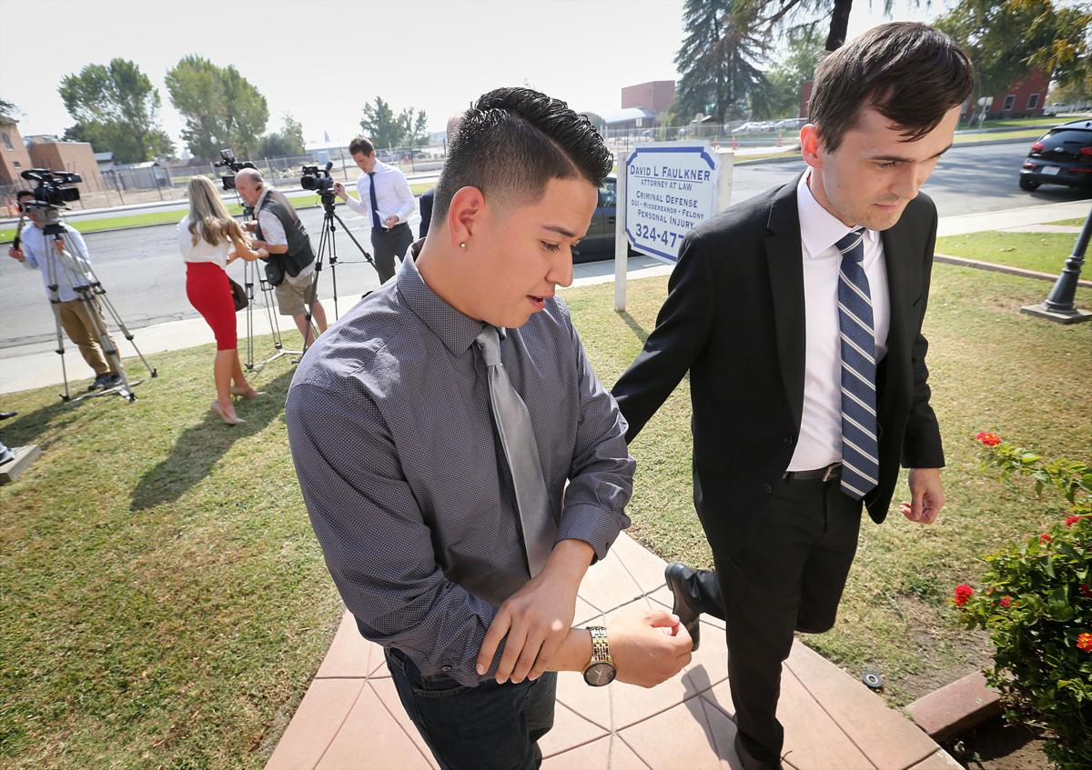 Bakersfield man acquitted of injuring infant son files lawsuit alleging civil rights violations