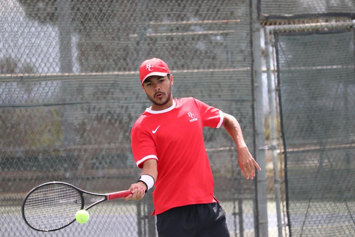 Conrad Dalton BC tennis