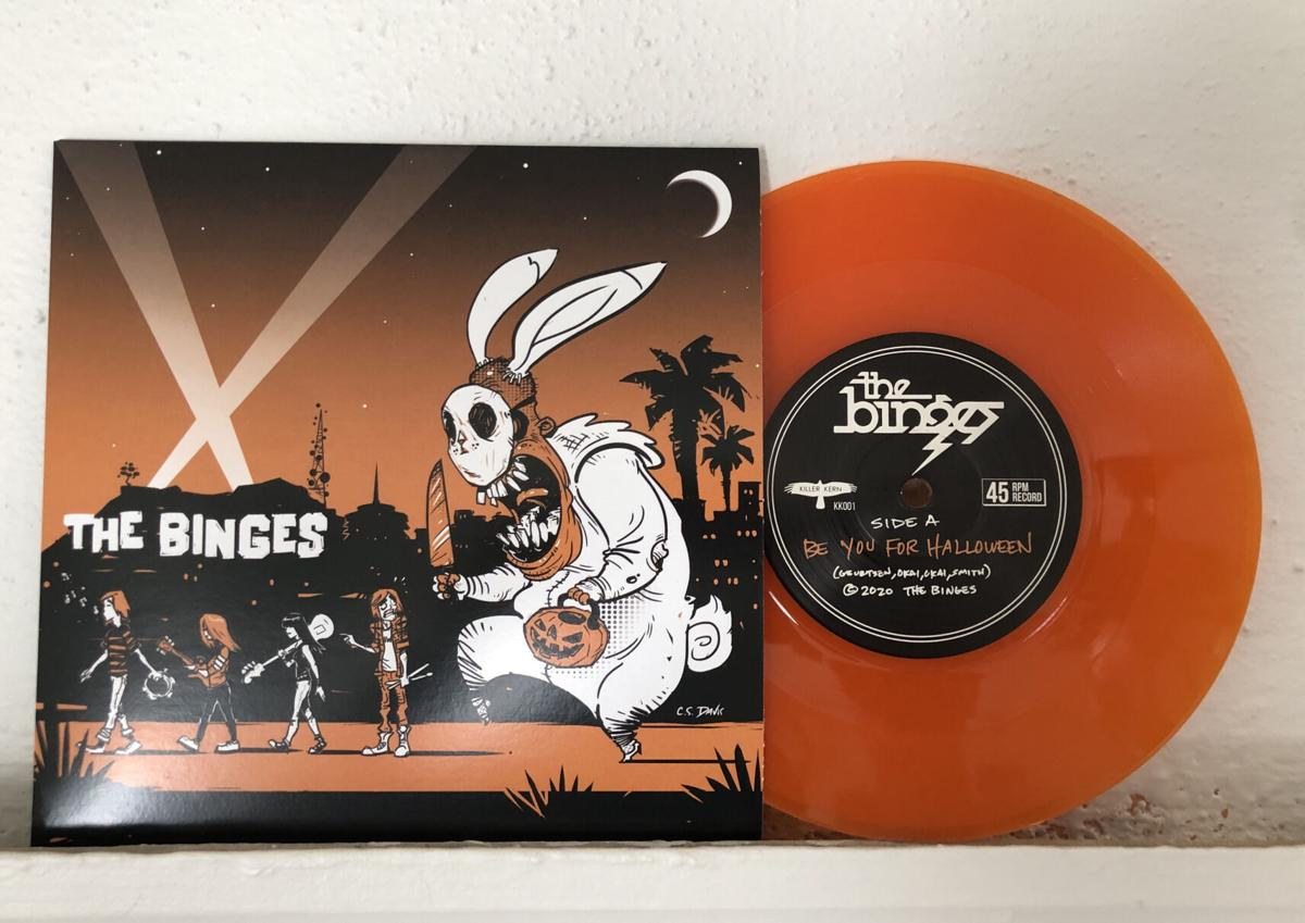 Bunny7 cover and vinyl