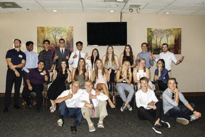 API Scholarship Recipients