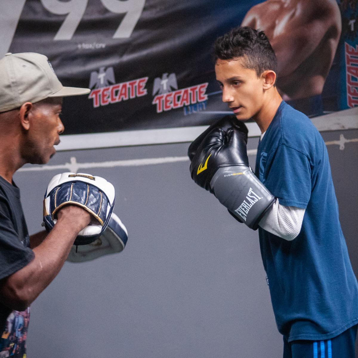 Kern County Fight Club Keeps Kids Off The Streets By
