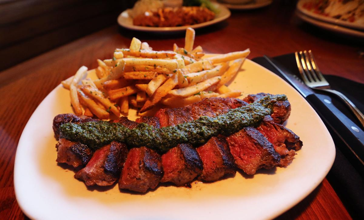 Outback steak frites