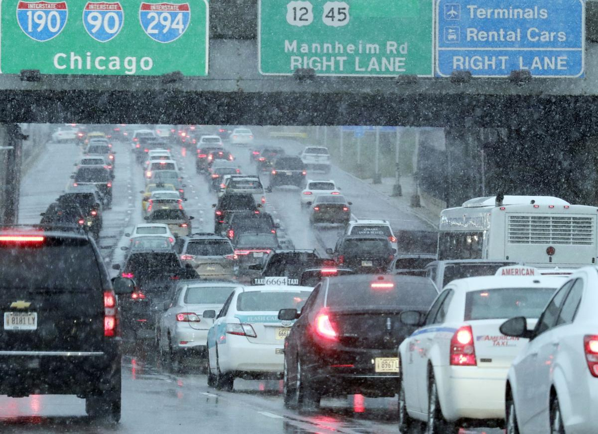 Midwest Snowstorm Holiday Travel