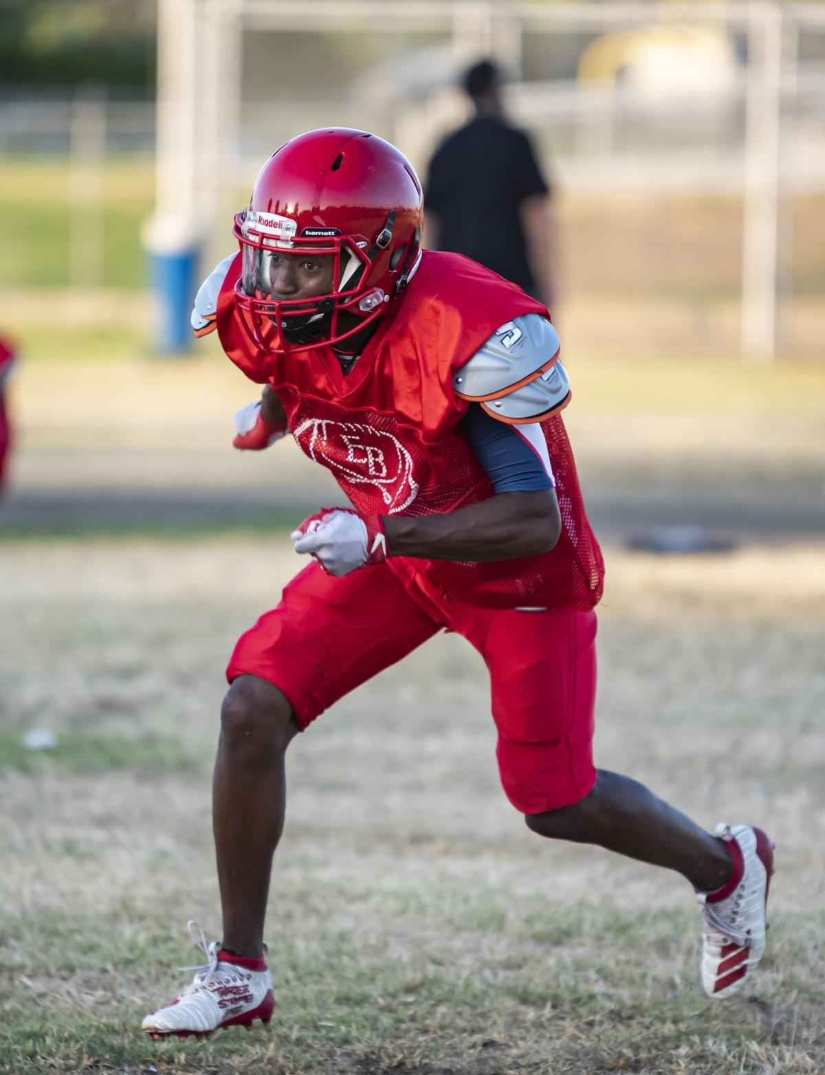 Photo Gallery East High Football Practice Bvarsity