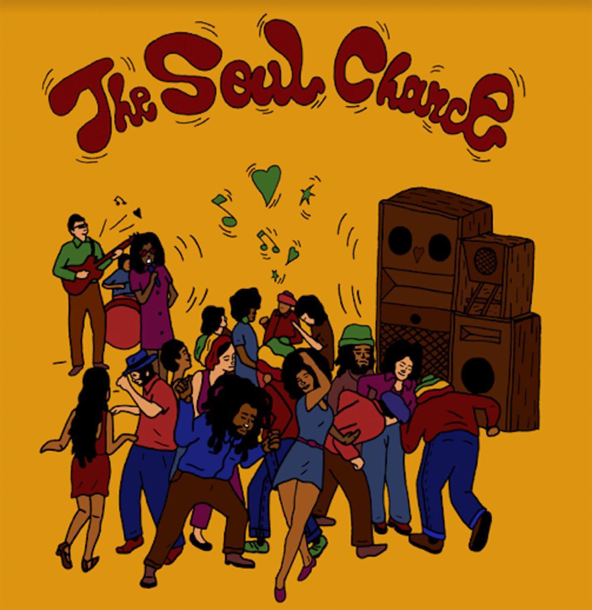 The Soul Chance-LP