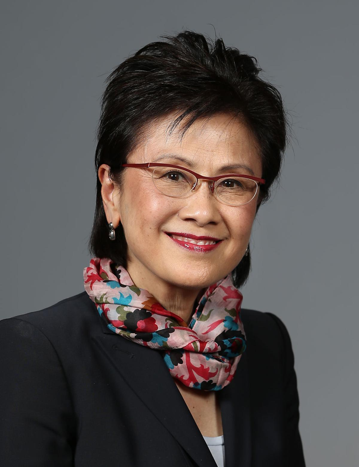 Bakersfield mayoral candidate Karen Goh