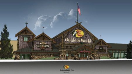 Bass Pro Shops coming to Bakersfield