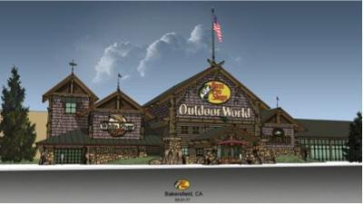Report of construction at Bass Pro Shops site premature | News