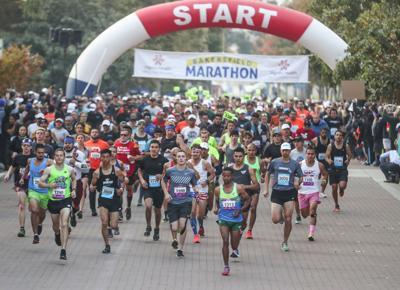 Bakesfield Marathon