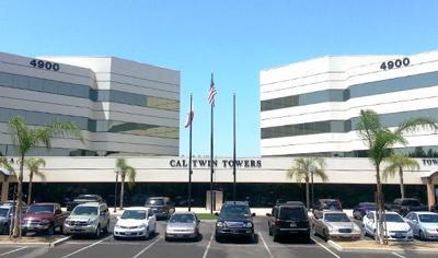 Cal Twin Towers
