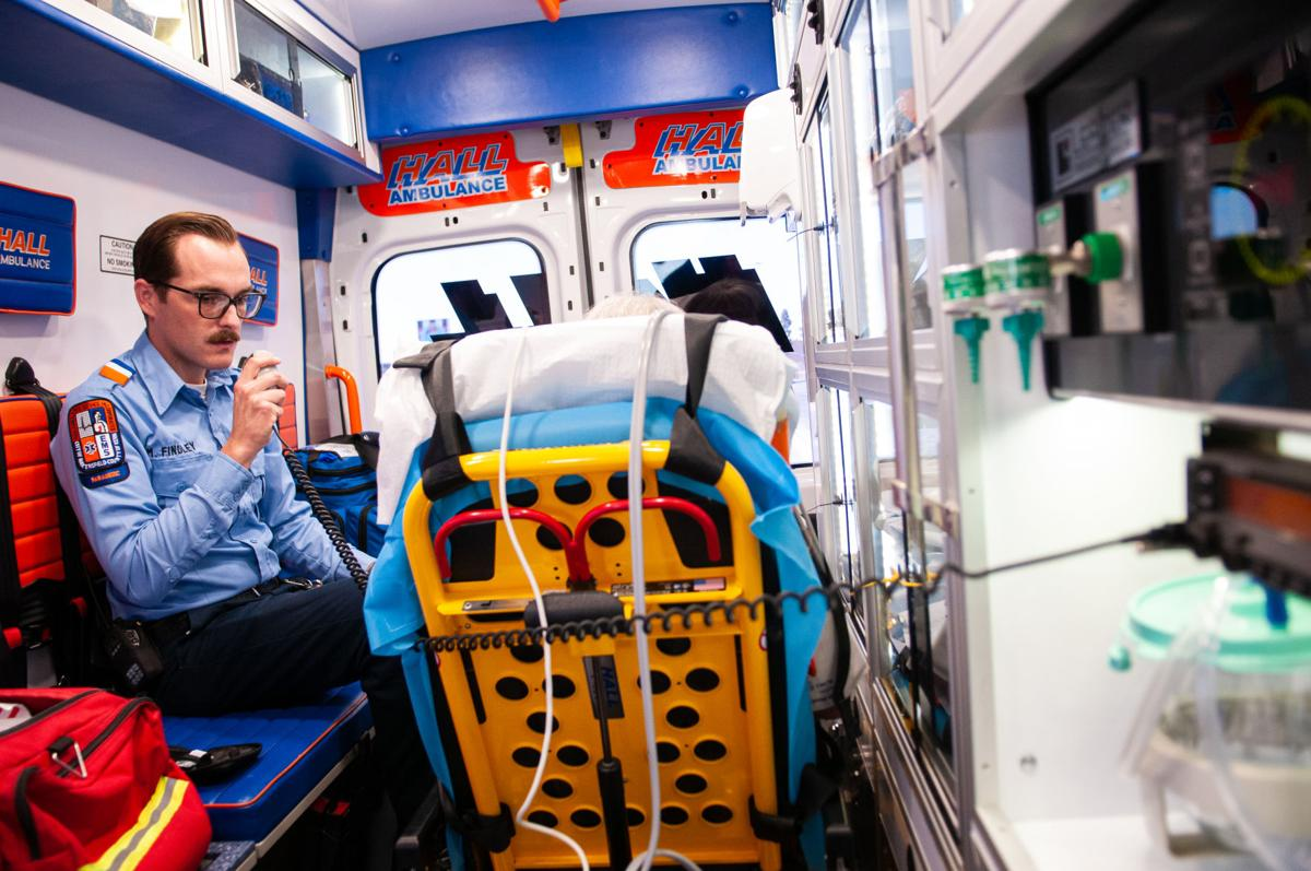 Hall Ambulance Ride-Along