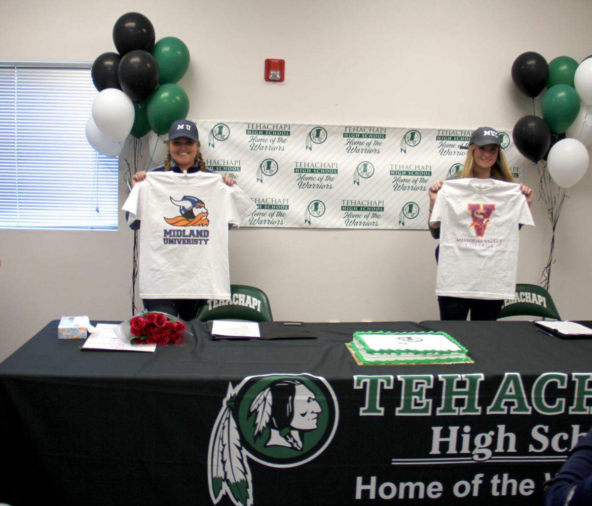Tehachapi signing