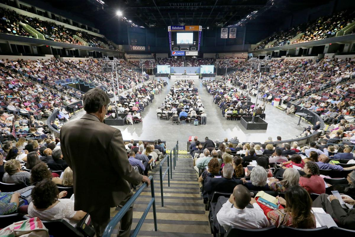 PHOTO GALLERY: 2017 Convention Of Jehovah's Witnesses Held At