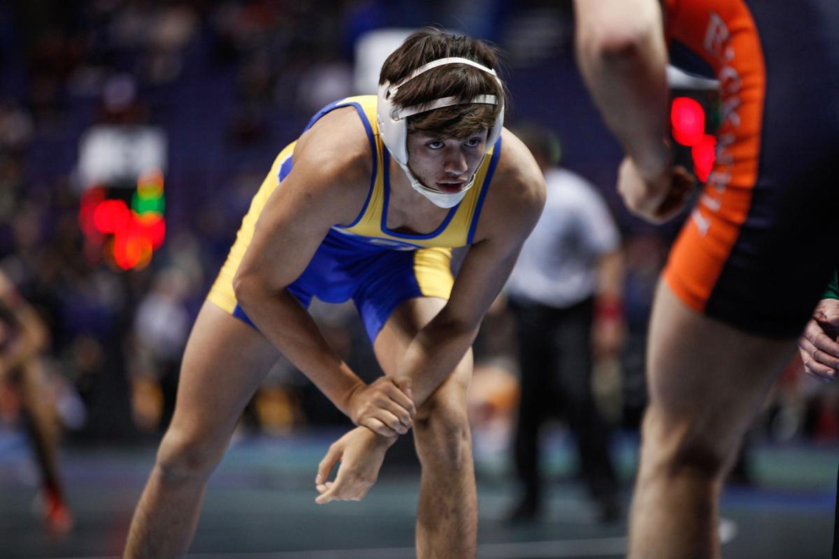 Russell Rohlfing CSUB wrestling