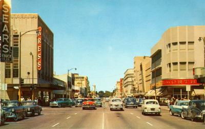Bakersfield in the 1950s