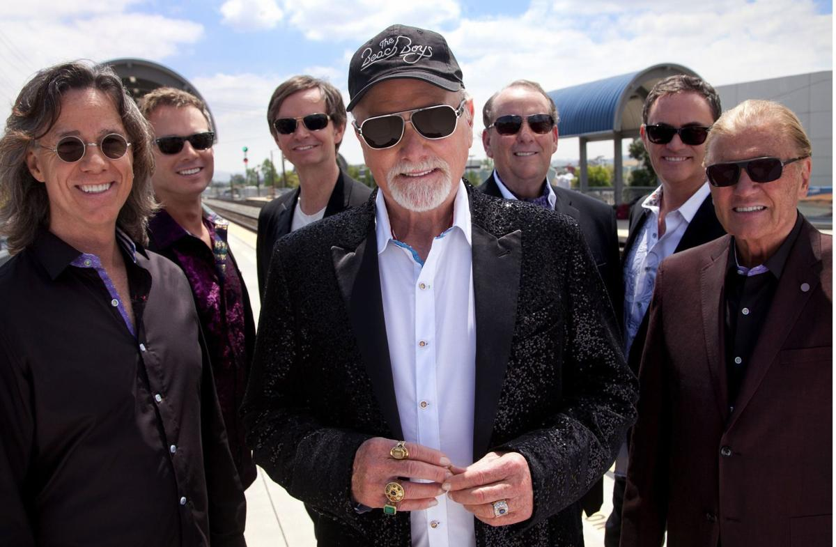 """""""Wouldn't It Be Nice"""": Beach Boys returning to Kern County Fair along with others in 2018 lineup"""