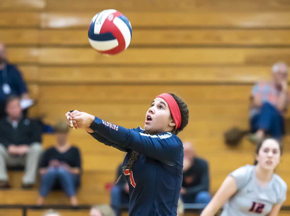 liberty volleyball playoffs