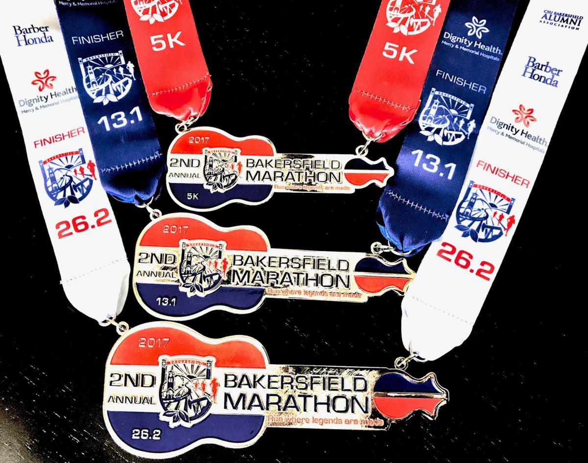 Bakersfield Marathon