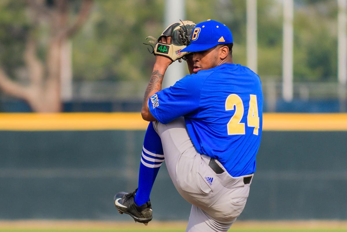 Darius Vines CSUB baseball