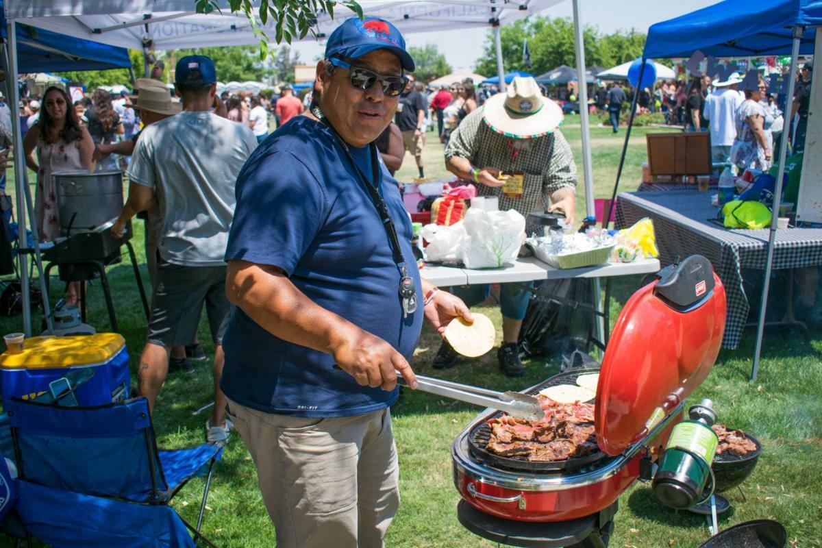 Latino Food Festival Menudo and Pozole Cook-Off