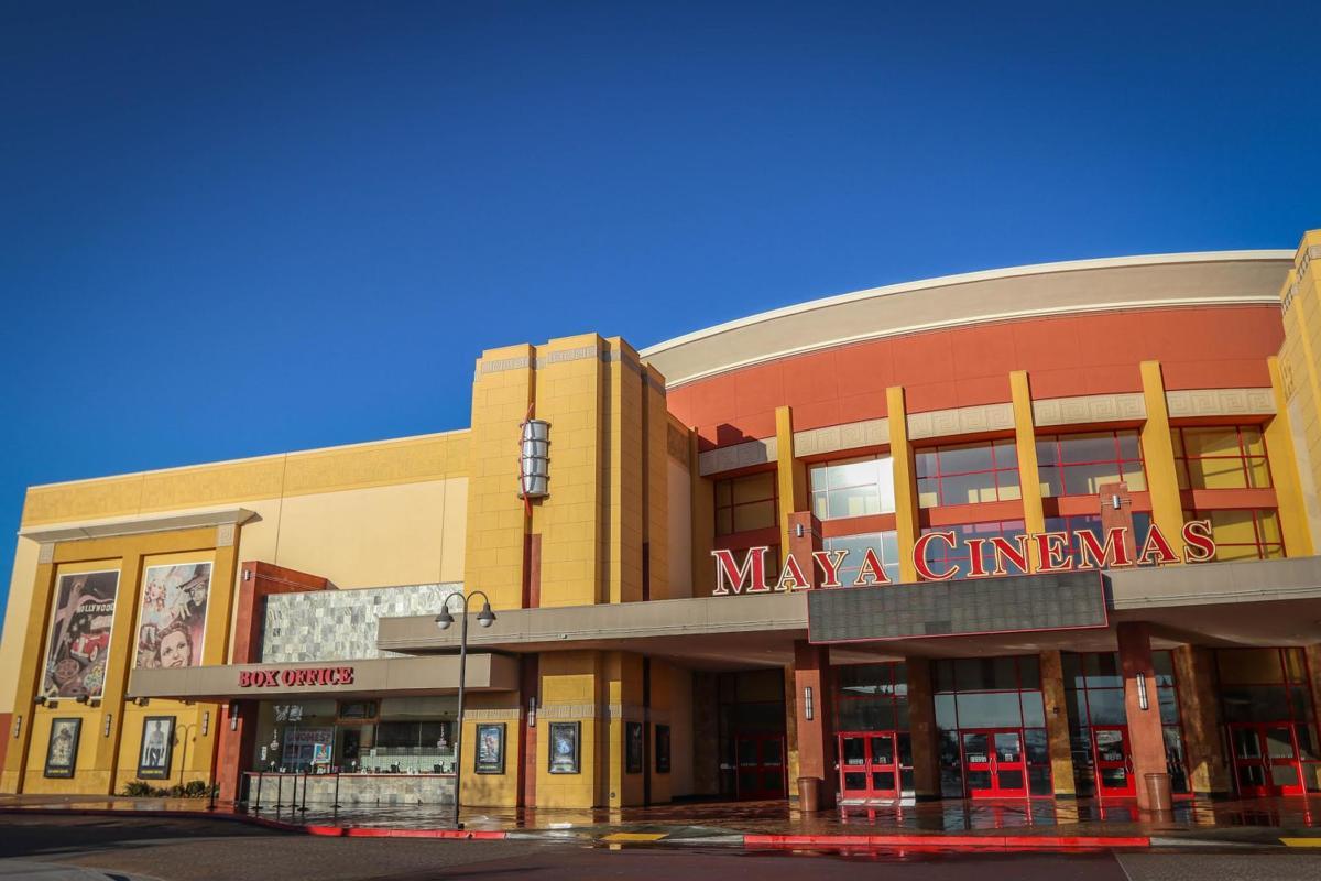 maya cinemas reopening  2021
