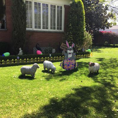 Herb Benham Easter