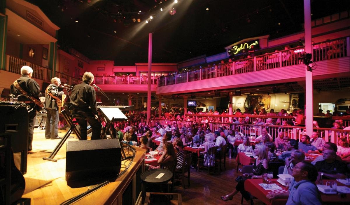 Entertainment: Buck Owens' Crystal Palace | Archives ...