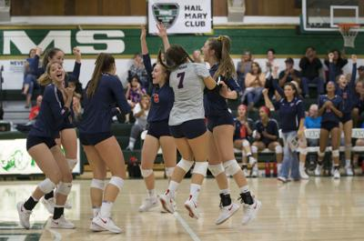 Four local volleyball teams hosting section quarterfinals playoff