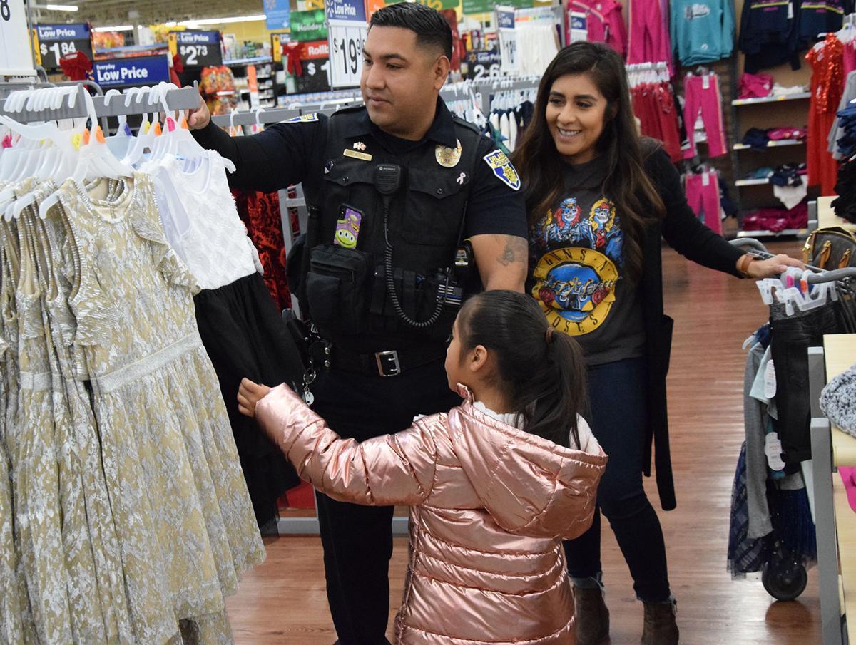 Delano Shop with a Cop