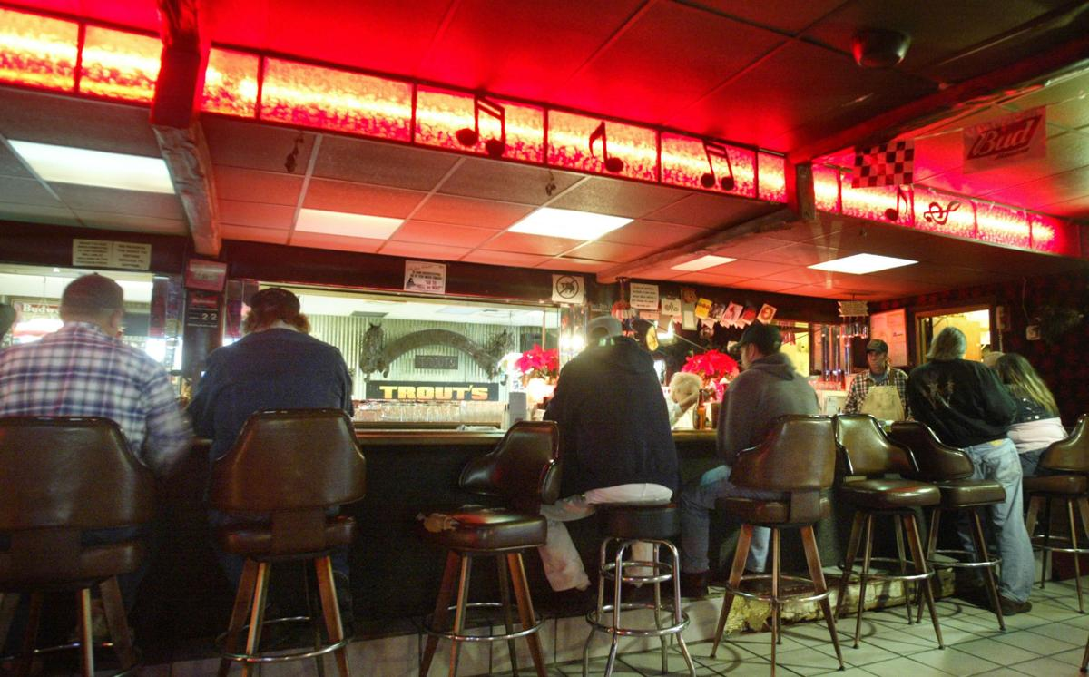 Trout's nightclubBakersfield's last honest-to-goodness honky-tonk is reviving a storied name in night-life history: The Blackboard