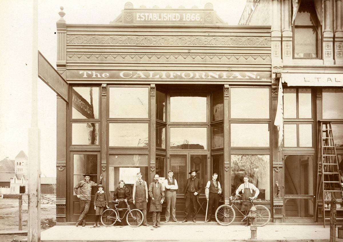 Bakersfield Californian, circa 1890s