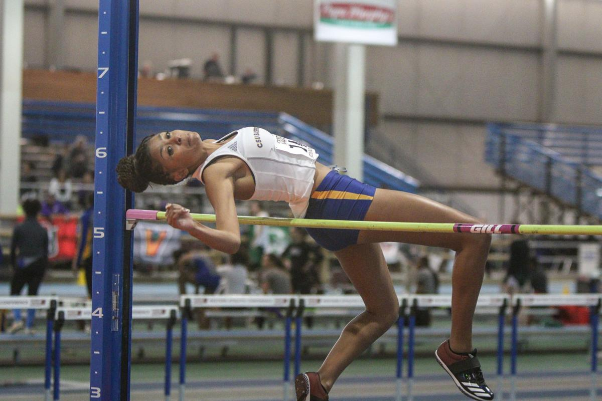 Hannah Walker CSUB Indoor Track