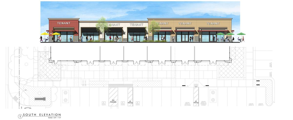 New construction proposed at California Avenue and Stockdale Highway