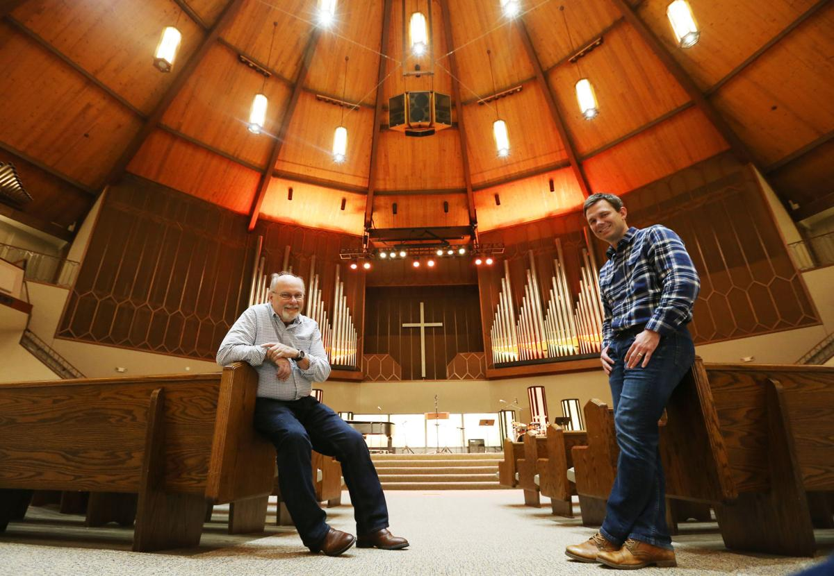 Give them that old-time religion with organ, hymns