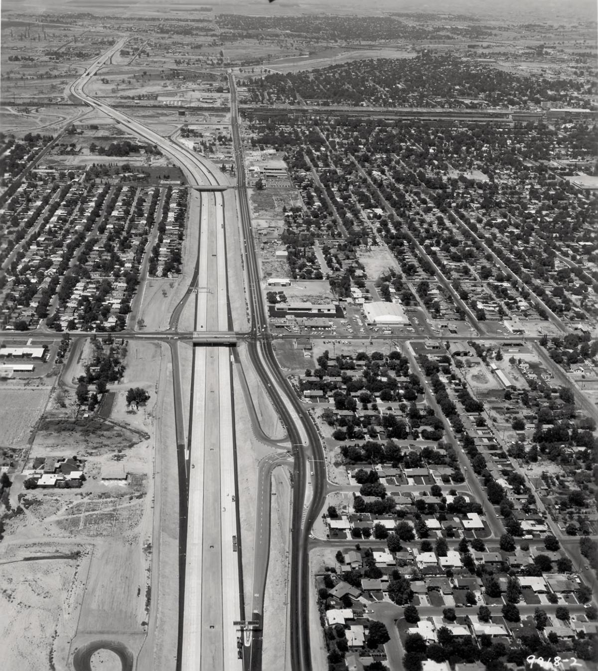 Images of the past - 1963 Hwy 9