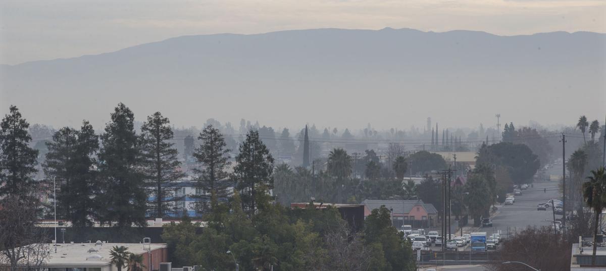 Smog Bakersfield